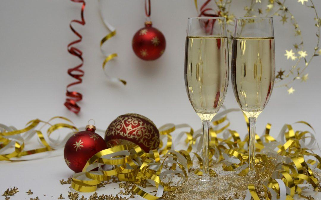 New Year Celebration Mindshift