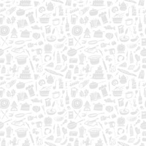 food illustration pattern