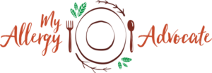 My Allergy Advocate Logo Design