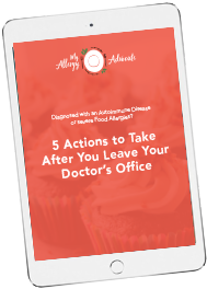 My Allergy Advocate - 5 Actions to Take After You Leave Your Doctor's Office